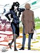 Persona 5 Mementos Mission Promo art act 13
