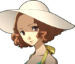 P5R Portrait Haru Swimsuit