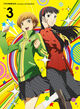 Persona 4 The Golden Animation Volume 3 DVD