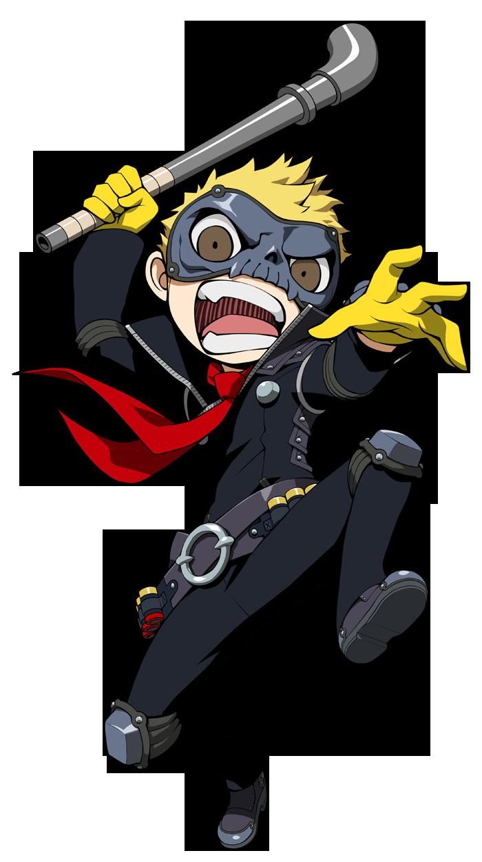 Ryuji Sakamoto Megami Tensei Wiki Fandom