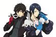 Ren and yusuke p5a