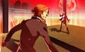 P4AU (P4 Mode, Yosuke vs Shadow Yu).png