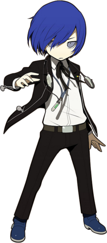 Protagonist Persona 3