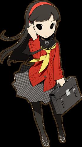 Yukiko Amagi | Megami ...Persona 4 Arena Yukiko Amagi