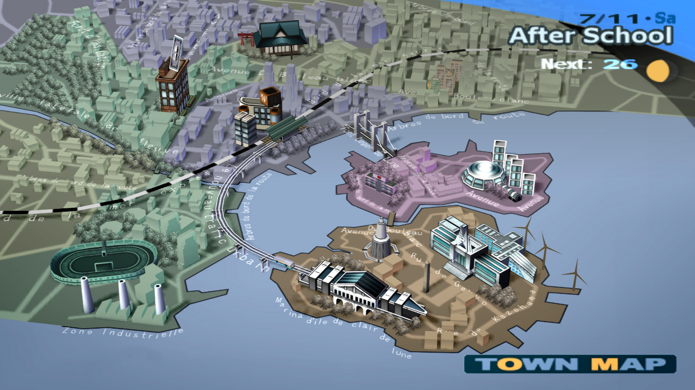 Tatsumi Port Island | Megami Tensei Wiki | FANDOM powered by