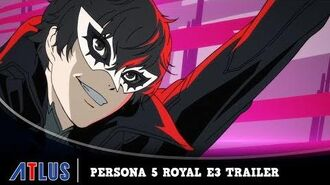 Persona 5 Royal E3 2019 Trailer