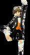 P3D Ken Amada butler suit