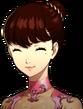 P5R RealKasumi Smiling