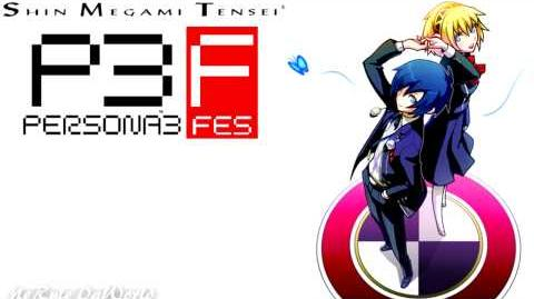 Persona 3 FES ost - Brand New Days