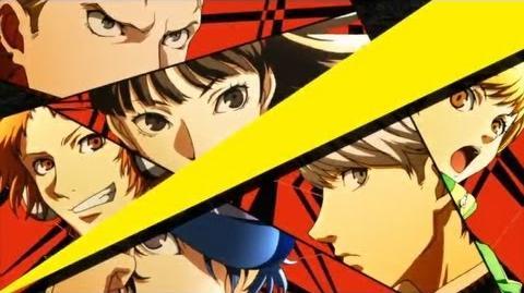 Persona 4 Arena E3 Trailer
