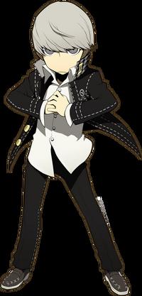 PQ Protagonist (Persona 4 ) Render