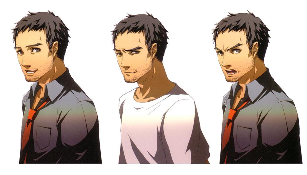 Ryotaro Dojima | Megami Tensei Wiki | Fandom