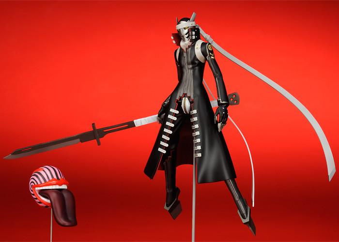 Image - Figure - Izanagi 2.jpg | Megami Tensei Wiki ...
