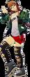 P5D Futaba Sakura Initial Outfit