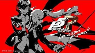 Throw Away Your Mask - Persona 5 The Royal OST