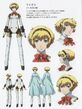 P3M concept artwork of Aigis