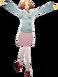 P5D Haru Okumura Winter Outfit