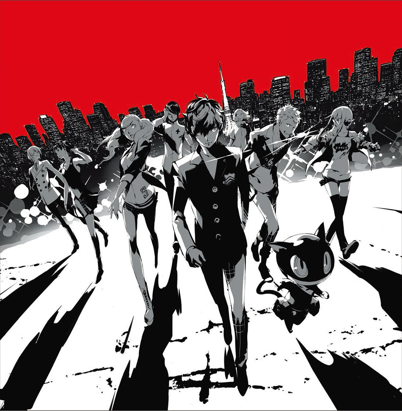 Image result for persona 5 phantom thieves