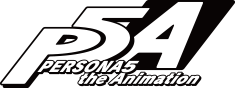 Persona 5 The Animation Logo