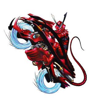 Speed Demon Soul Hackers