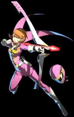 P4AU Yukari Takaba