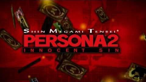 ATLUS Trailer Shin Megami Tensei Persona 2 Innocent Sin-0