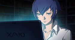 Naoto Shirogane (Persona 4 Arena, Story Mode Illustration, 3)