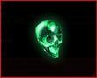 Wind Crystal Skull IS