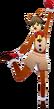 P3D Ken Amada Reindeer Suit