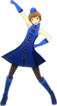 P4D Chie Satonaka deep blue clothes.png