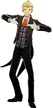 P5D Ryuji Sakamoto butler suit