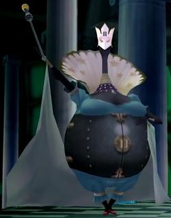 Arcana Empress boss