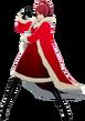 P3D Mitsuru Kirijo Santa Dress