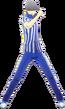 P4D Yu Narukami Lawson Costume DLC