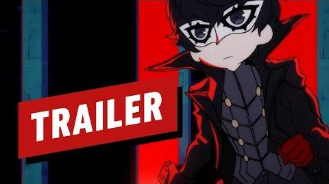 Persona Q2 New Cinema Labyrinth - Opening Cinematic (English)