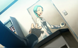 P4AU (P3 Mode, Fuuka decline the professor offer)