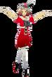 P5D Haru Okumura Christmas Outfit