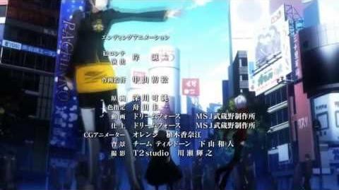 » Devil Survivor 2 The Animation デビルサバイバー2 ED Ending 「Be」- Song Riders