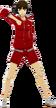 P5D Makoto Niijima Shujin Gym Uniform