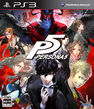 PERSONA5 PS3 box art
