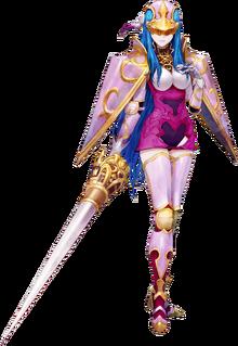 Shin Megami Tensei x Fire Emblem Caeda