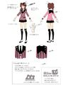 P4D Official Visual Visual Book Original Stage Costume for Rise.jpg