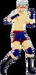 P3D Akihiko Sanada Pro Wrestler