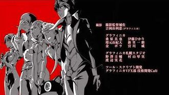 Persona 5 The Animation - INFINITY HD Ending-2