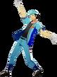 P3D Junpei Iori Persona 4 Arena DLC costume