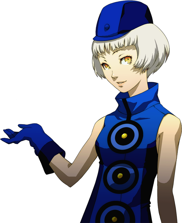 Elizabeth | Megami Tensei Wiki | FANDOM powered by Wikia