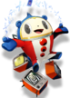 Teddie (BlazBlue Cross Tag Battle, Character Select Artwork)