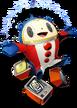 Teddie (BlazBlue Cross Tag Battle, Character Select Artwork)