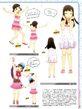 P4D Nanako's Costume Coordinate 02