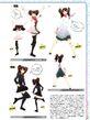 P4D Rise's Costume Coordinate 04
